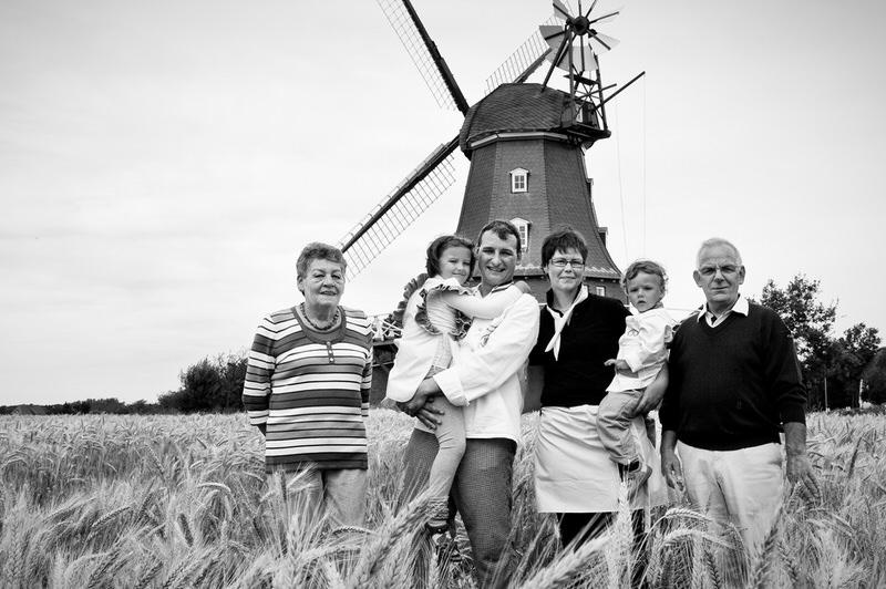 Landbäcker Föhr Familie Jensen